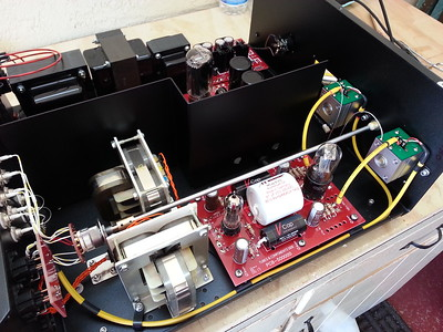 L5 Mentor Pre-Amplifier ( SHUNT WE 274B PS)