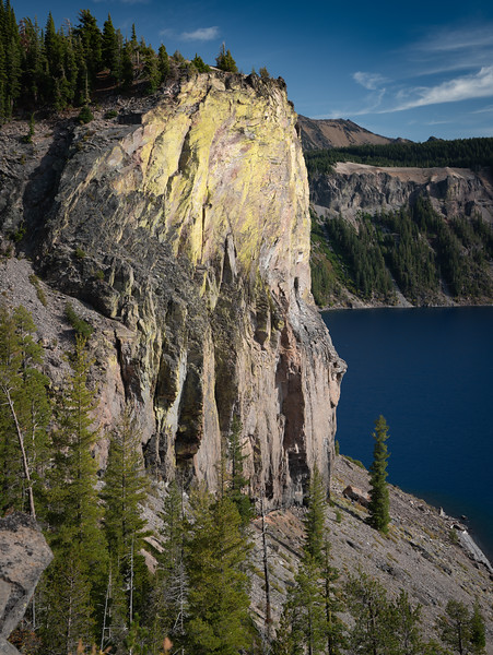 Crater Lake National Park  Sony ILCE-7RM3 FE 24-70mm F2.8 GM at 45 mm ¹⁄₁₂₅ sec at ƒ / 5.6 @ 100 ISO  9/20/19 4:02:25 PM ©savoyeimages.com