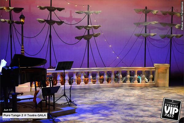 Puro Tango 2 @ Teatro GALA | Sat, Jun 07