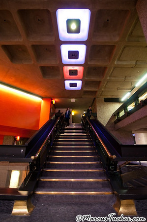 November 2009 - The Barbican