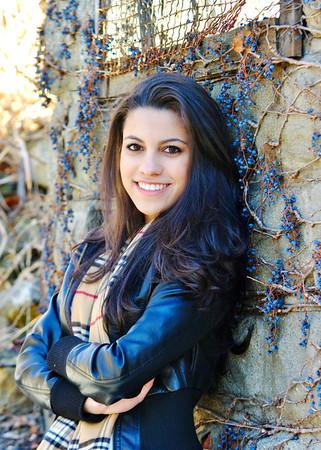 Senior Photo Samples