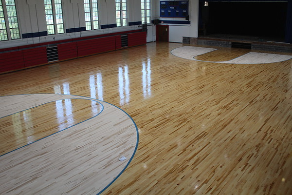 The Arritt Basketball Court