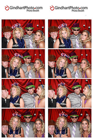 Jessica & Dustin's Photo Booth
