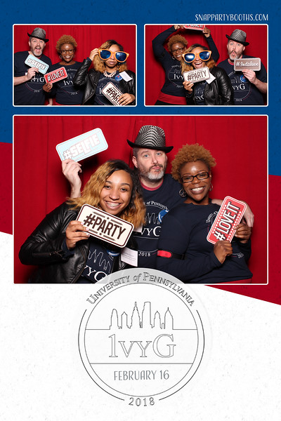 2018 IvyG Conference with the University of Pennsylvania