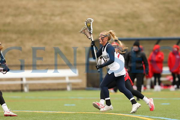 Women's Lacrosse vs. Cortland (Photos by Ben Gajewski)