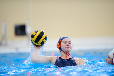2019 02 24 Macalester Water Polo v Monmouth