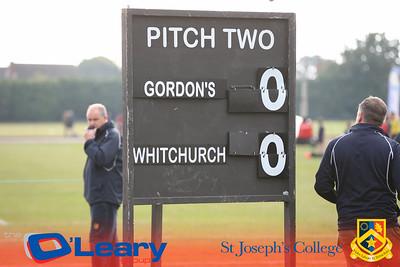 Match 22 - Gordon's v Whitchurch