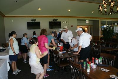 Learning Lodge Golf Touney