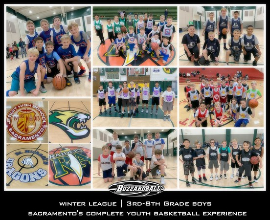 BUZZARDBALL | Winter League