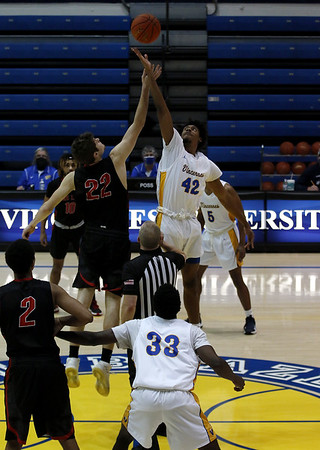 VU Men's Basketball vs Lake Land 2/3/21