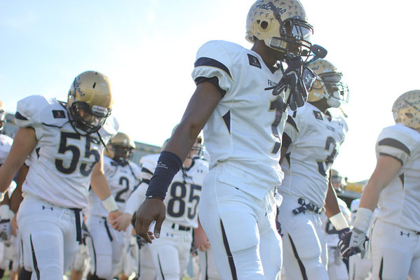 2011 WCAC Football Championship Gonzaga vs Good Counsel