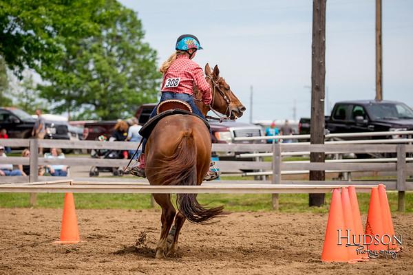 15. Keyhole - Horse, Jr. Rider