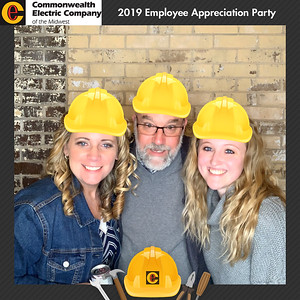 Commonwealth Electric Employee Appreciation