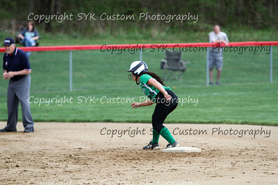 WBHS Softball at Minerva