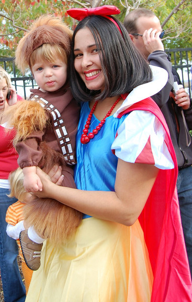 Chewy & Snow White