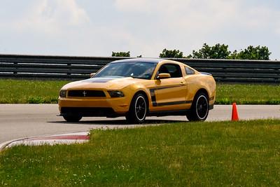 2020 SCCA TNiA June Pitt Race Orange Boss