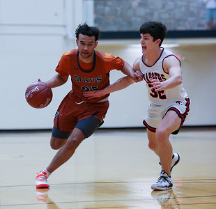 Varsity Boys Basketball vs Churchill 012920