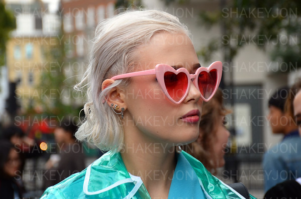LONDON FASHION WEEK SEPTEMBER 2018 SPRING/SUMMER