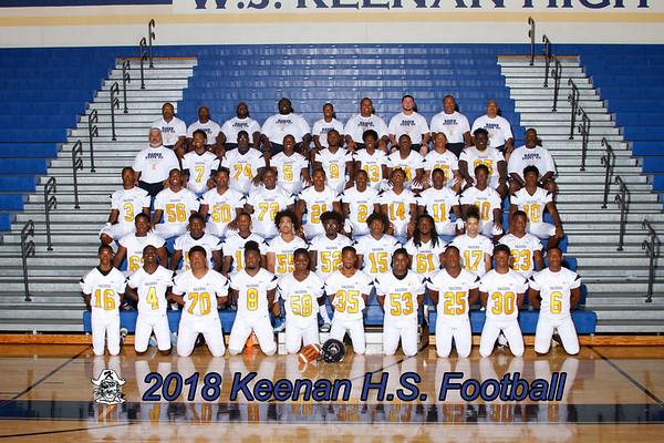 2018 Football Varsity