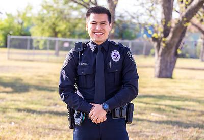 Robert Muñoz, Officer, Police Department