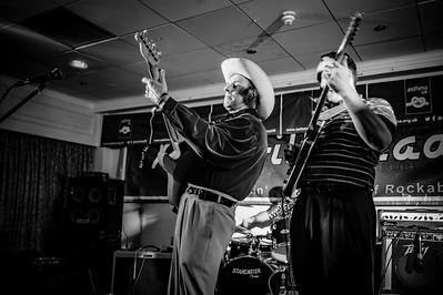 Rusti Steel & The Star Tones, Rockabilly Blowout 2018