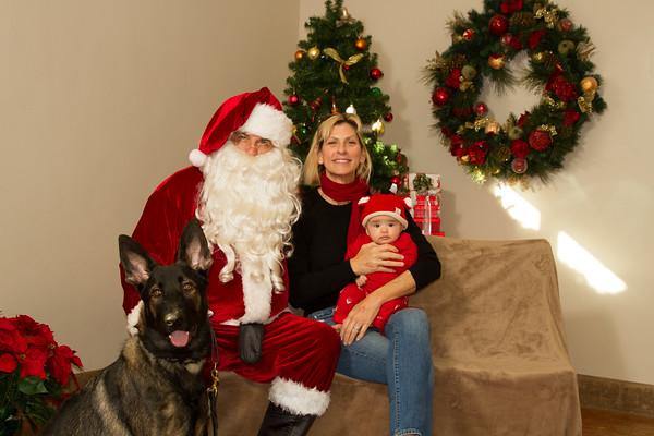 2019 - Santa Photos