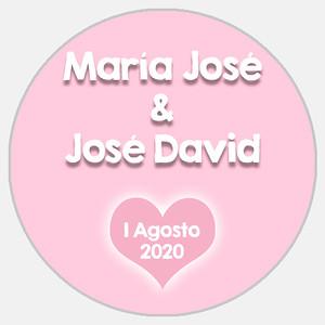 María José y José David