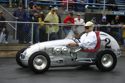 2009-Hershey Car show-vintage racers