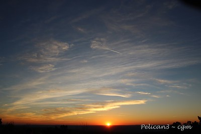 High Point Sunset ~ Moonrise Walk