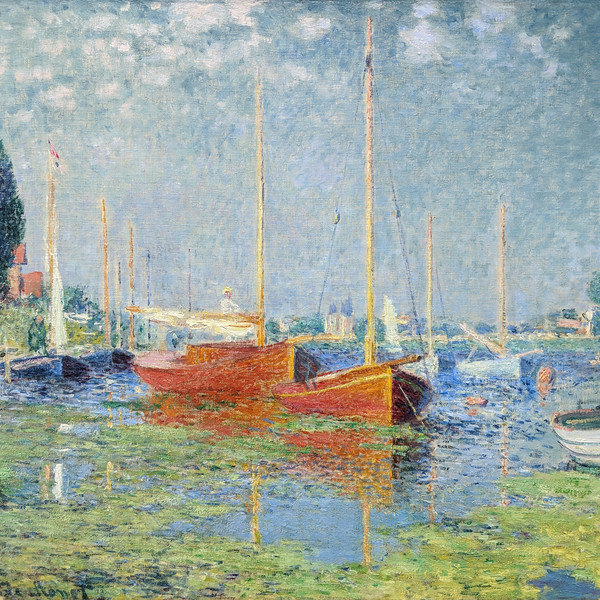 and more Monet