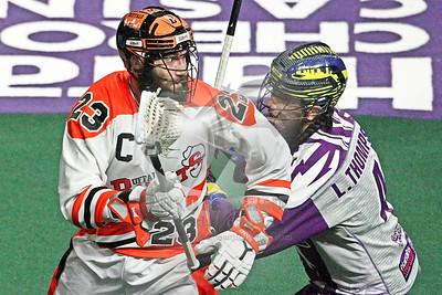 1/11/2020 - Buffalo Bandits vs. Georgia Swarm - Infinite Energy Arena, Duluth, GA