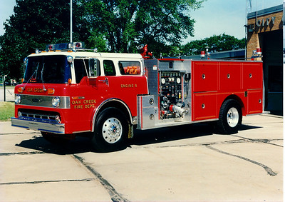 MILWAUKEE COUNTY FIRE DEPARTMENTS