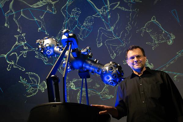 9/21/21 Kevin Williams in Planetarium