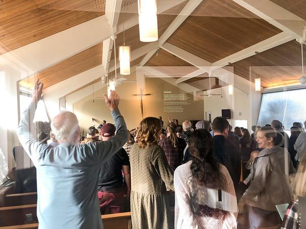 iphone church snaps