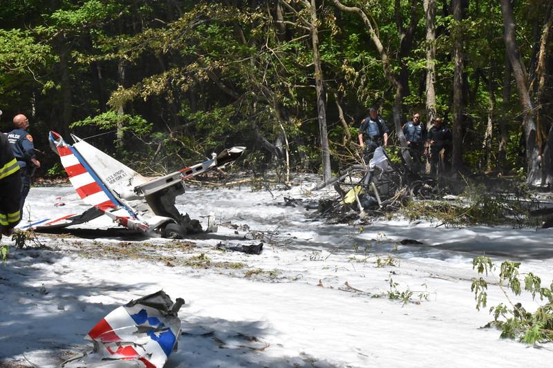 Melville Plane Crash 05-30-2018
