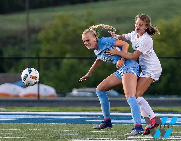 8-20-2020 HVA vs GPS Girls Soccer