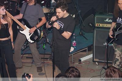 2009.10.17. - Tobias Sammet Tribute Band a Crazy Mamában