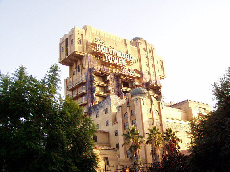 145.  Disneyland and California Adventure.JPG