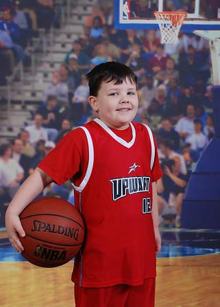 Davis Upwards Basketball 2011