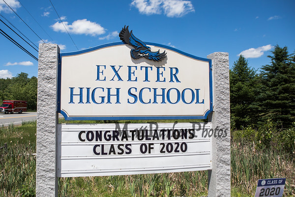 2020-6-13 Exeter High School Graduation