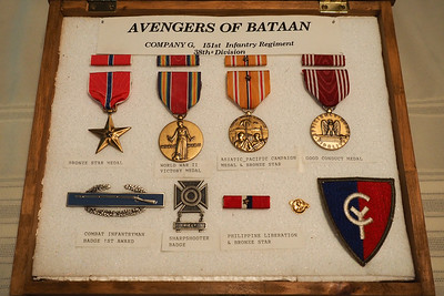 Dale Smith, WWII Medals