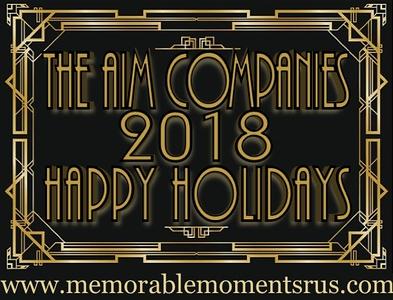 The AIM Companies 2018