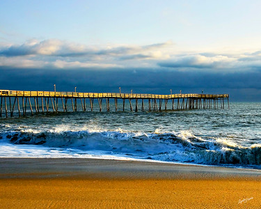 View of the Outer Banks
