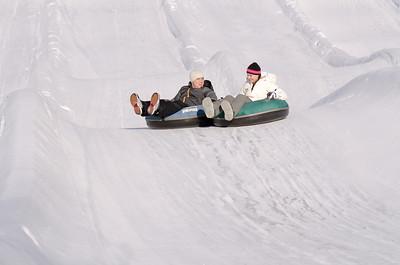 Snow Tubing 1-17-15