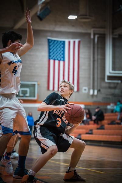 Issac Basketball 2016/17