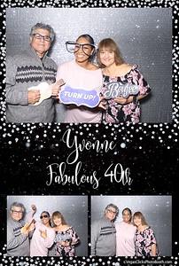 Yvonne - Fabulous 40th