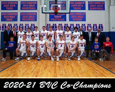 LB Boys' Basketball BVC Co-Champions (2021-02-19)