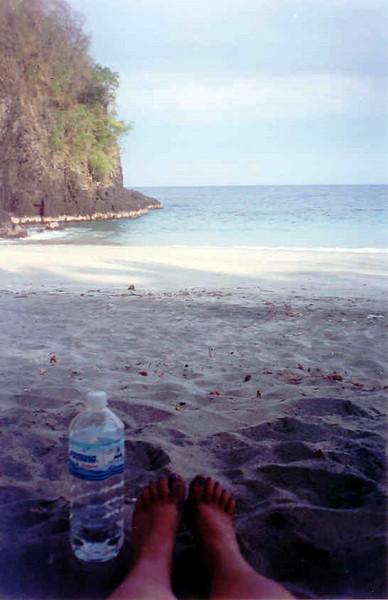Bali: October 2001