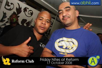 Reform - 17th October 2008