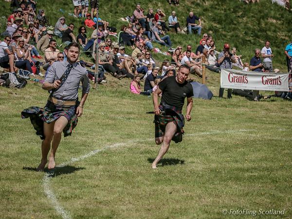 The 2016 Blair Atholl Highland Gathering